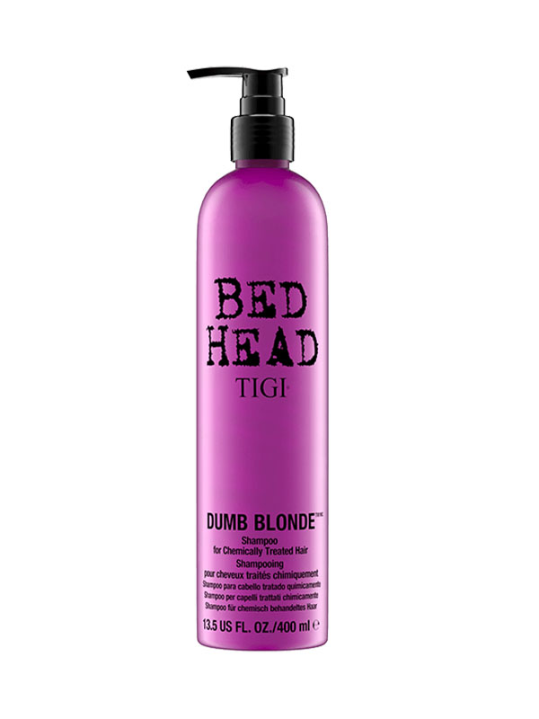 BED HEAD DUMB BLONDE Shampoo for Blonde Hair