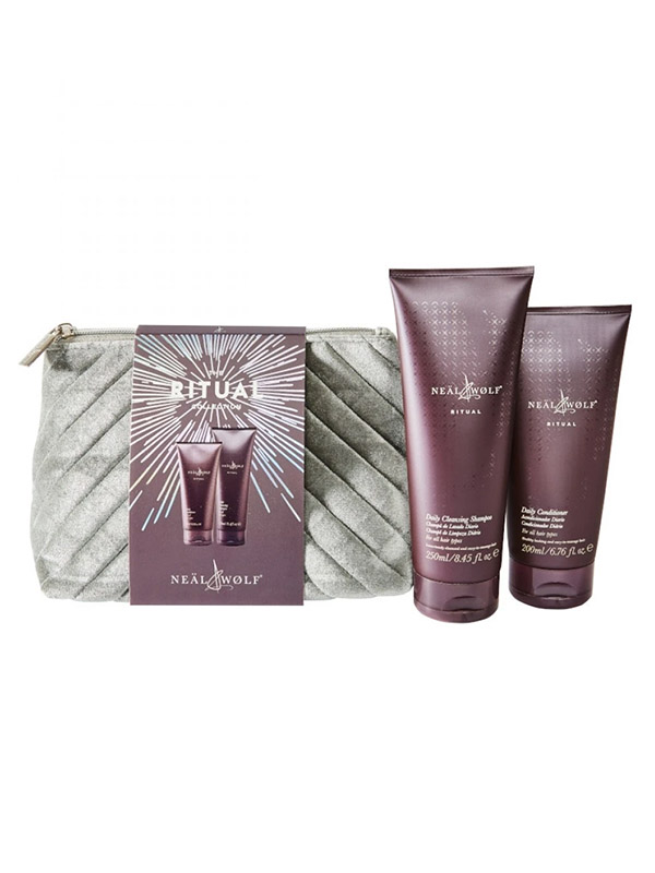 Neal & Wolf RITUAL Shampoo & Conditioner Gift Set